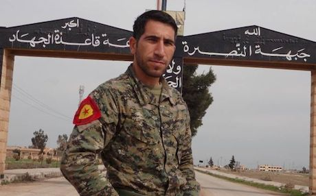 Polat Can, Head Information Officer and Spokesperson for YPG